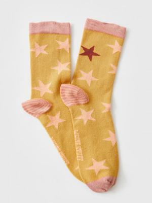 Star Bamboo Sock