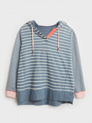 Cotton Hooded Sweat