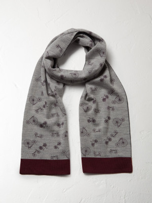 Men's Scarves | Wool, Striped & Checked Scarves | White Stuff