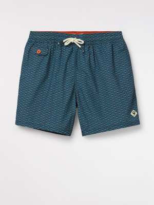 Apache Print Swim Short