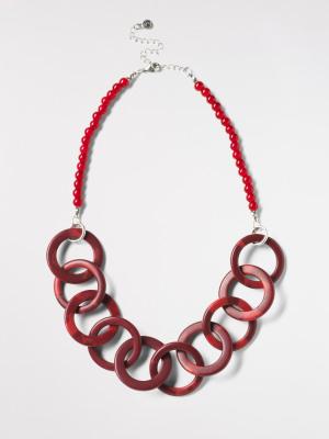 Ceci Circle Necklace