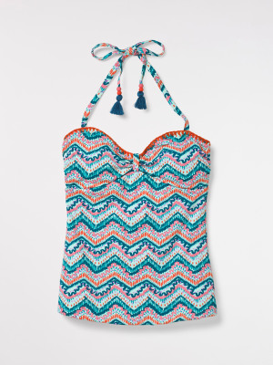 Malibu Beach Tankini Top