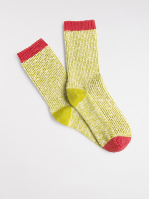 Marl Boot Sock