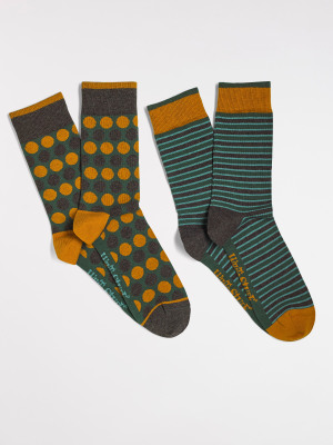 Express Yourself Socks 2 Pack