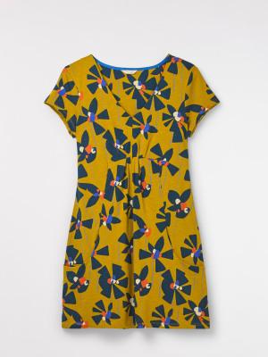 Botanical Garden Jersey Tunic