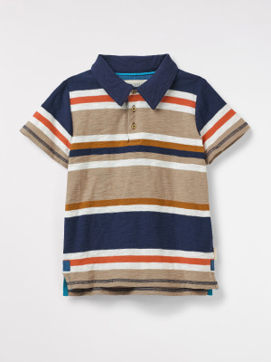Trail Short Sleeve Polo