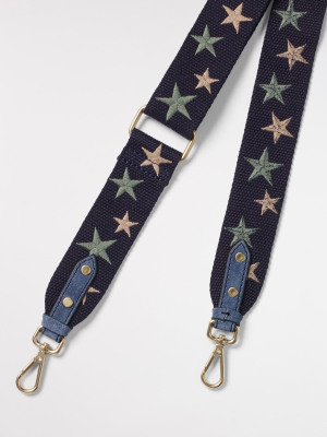 Ellis Star Bag Strap