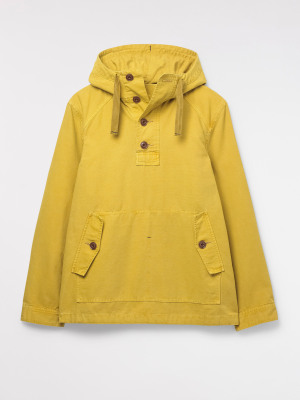 Stowaway Overhead Canvas Jacket