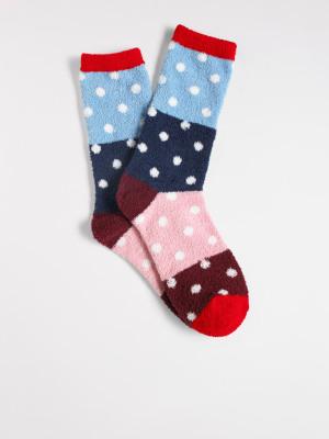 Spot Block Sponge Sock