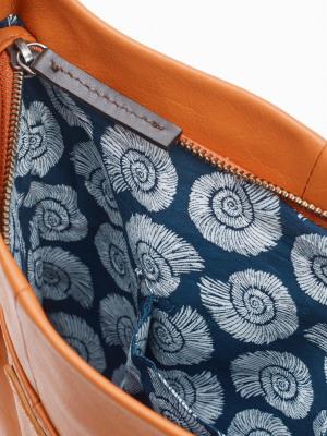 Issy Leather Crossbody Bag