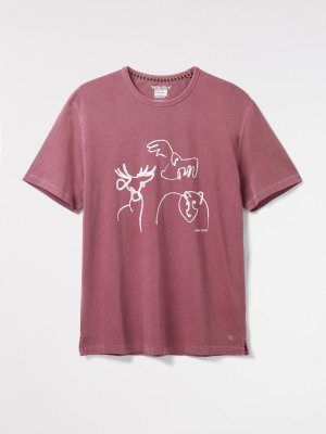 Woodland Graphic Tee