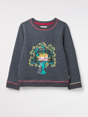 Tree Party Sweat Top