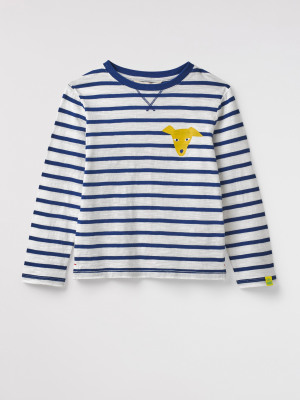 Kids Rover Stripe Tee