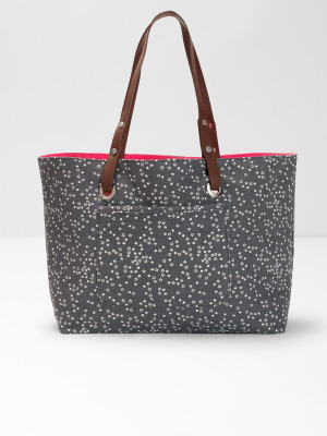 Small Star Reversible Tote