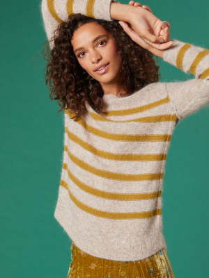 97ec449c0bb Forager Stripe Jumper MULTI