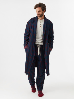 Men\'s Dressing Gowns | Bath & Towelling Robes | White Stuff