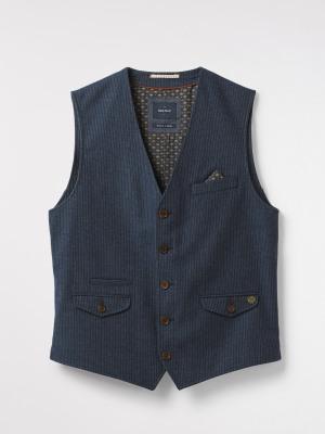 Spickard Stripe Waistcoat