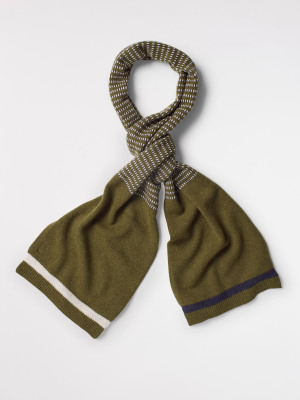 Andrew Dot Scarf