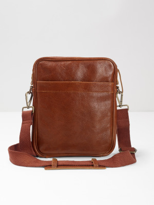 Arthur Leather Crossbody