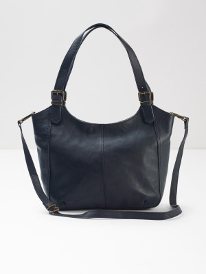 Bailey Zip Hobo Bag