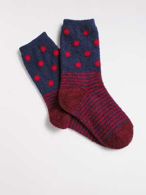 Kids Stripe Sponge Sock