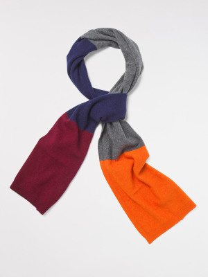 William Cashmere Scarf