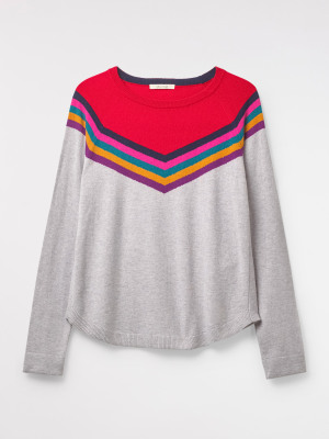 Chalet Stripe Jumper