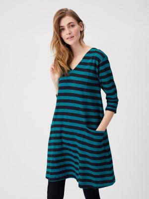 27041d75909b Susie Stripe Swing Dress MULTI