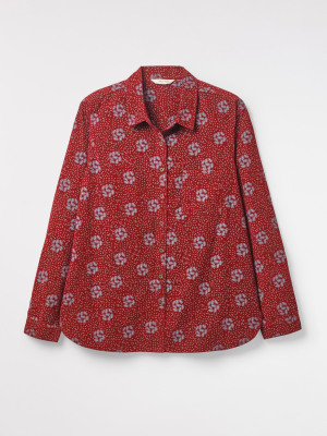 Dot To Dot Cord Shirt