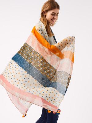 75fc5a76c44 Women's Scarves Sale | Ladies Clearance Scarves | White Stuff