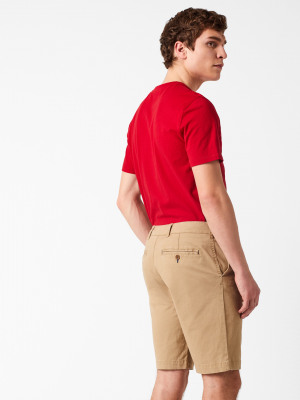 51b31b8209 Banbury Stretch Chino Short STONE. More colours available