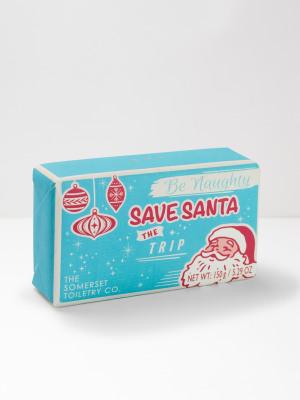 Naughty List Festive Soap