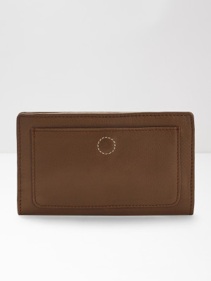 Monica Soft Leather Purse