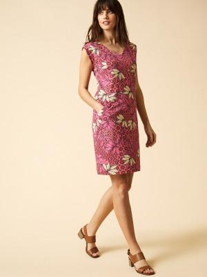 1ccacdf98de Lena Fairtrade Dress PINK