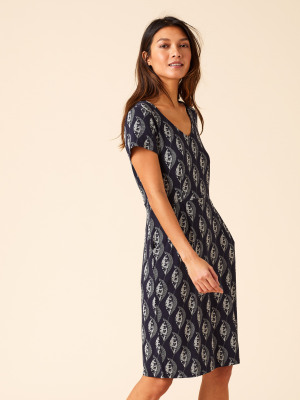 d62c29f8405e Chile Dress LYON BLUE PRINT