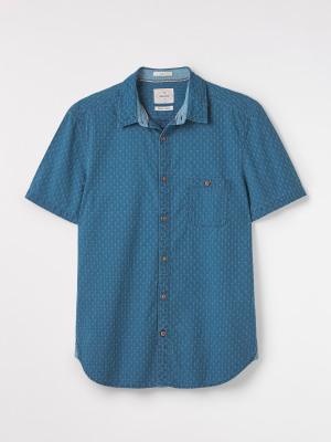 Elgin Indigo Shirt