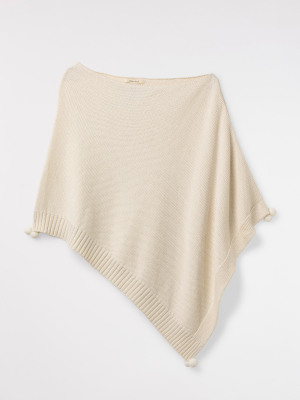 Isabella Cotton Poncho
