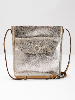 Mimi Leather Crossbody bag