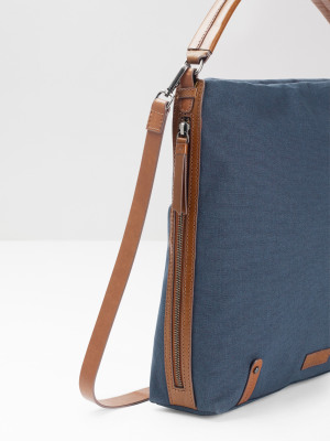 Ella Canvas Hobo Bag