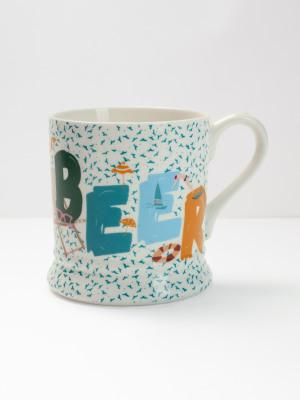 Wish you were Beer Mug