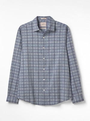 Bethal Check Long Sleeve Shirt