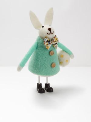 Harold Standing Easter Rabbit