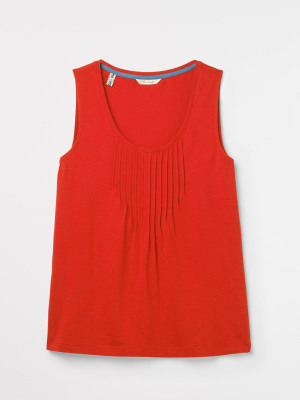Hannah Fairtrade Jersey Vest