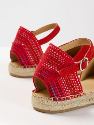 Ava Espadrille Sandals