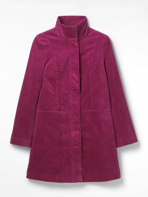 Marldon Cord Coat