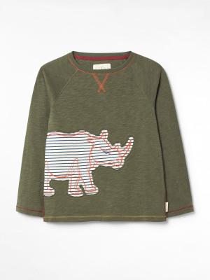 Rhino Jersey Tee