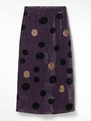 Penny Maxi Skirt