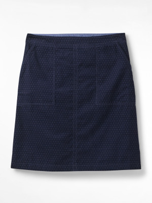 Clocktower Punch Hole Skirt