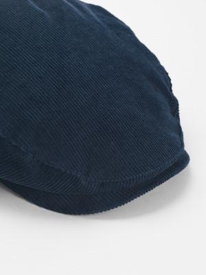 Cord Flat Cap