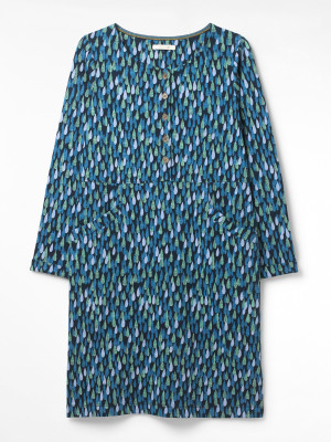 Pitter Patter Jersey Dress